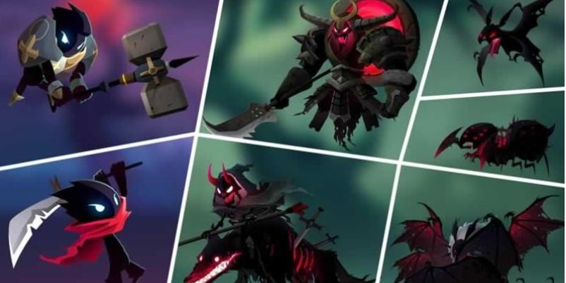 火柴人正义勇士(Shadow Stickman)V1.7 安卓版