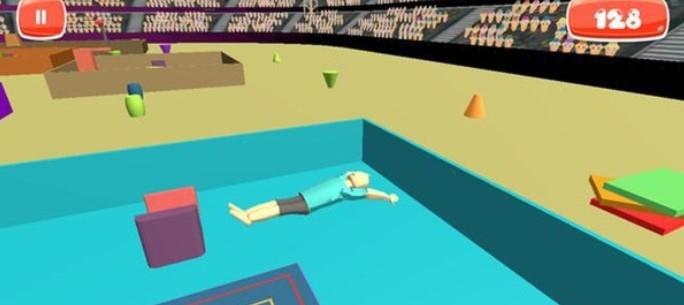 潜水大师跑酷模拟器V1.0 安卓版