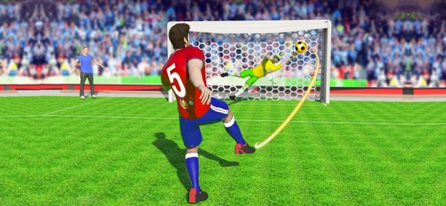 足球比赛联盟V1.0 苹果版