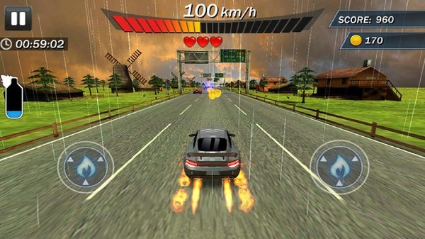 极速赛车驾驶V1.0.1 安卓版