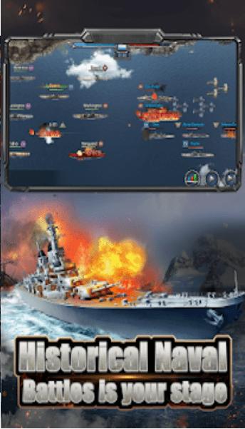 海洋帝国战舰战斗V1.0.8 安卓版