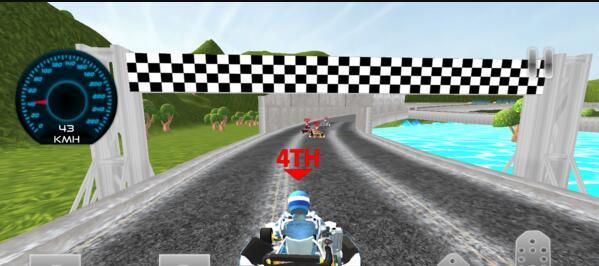 终极卡丁车竞速V1.0.0 安卓版