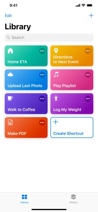 快捷指令V2.2.1 iOS版