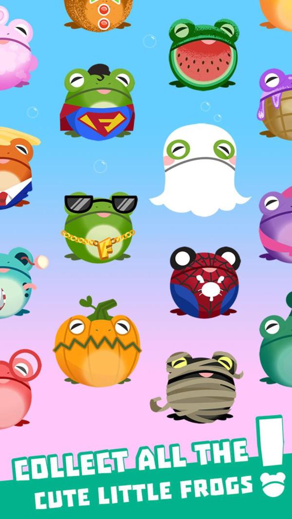 指尖青蛙V1.1 安卓版