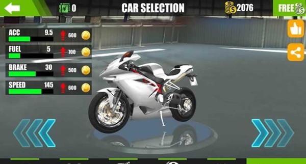 竞速摩托3DV1.1 安卓版