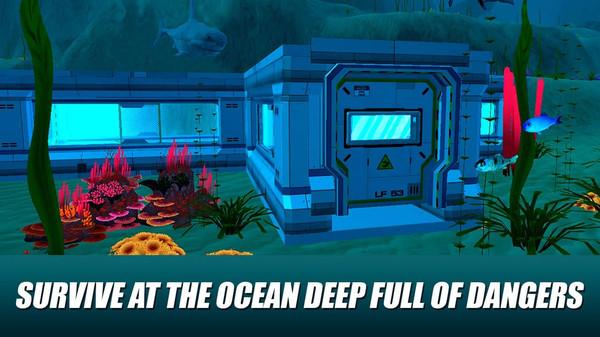 水下生存模拟V1.4.0 安卓版