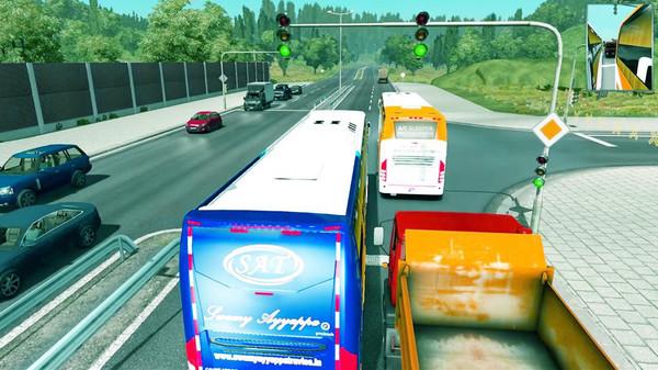 印尼旅游巴士模拟器V1.0 安卓版
