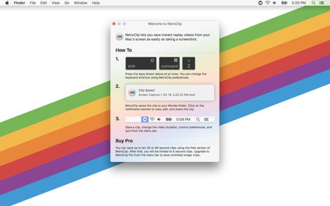 RetroClipV1.0.5 Mac版