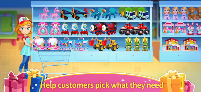天才宝宝玩具店V1.2 苹果版