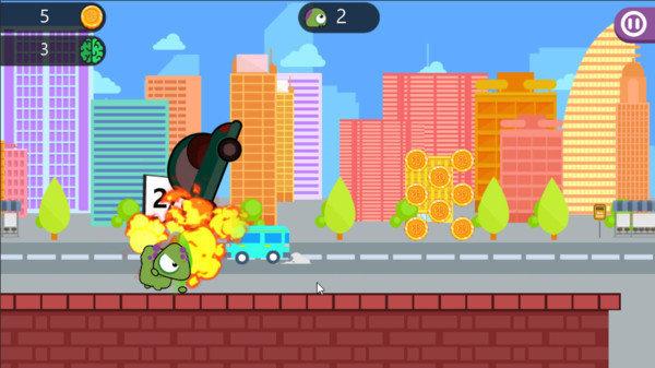 怪物生死逃亡V1.1.2 安卓版