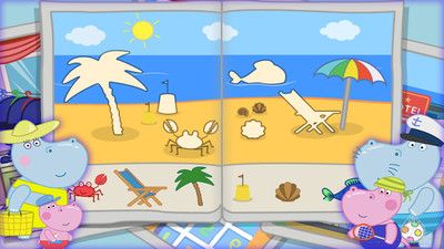 河马佩奇海滩冒险V1.1.6 安卓版