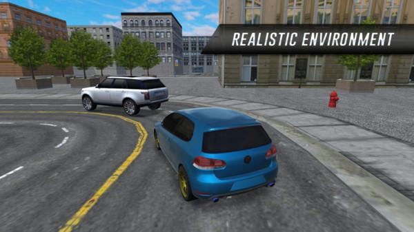 城市赛车狂飙V1.0.0 安卓版