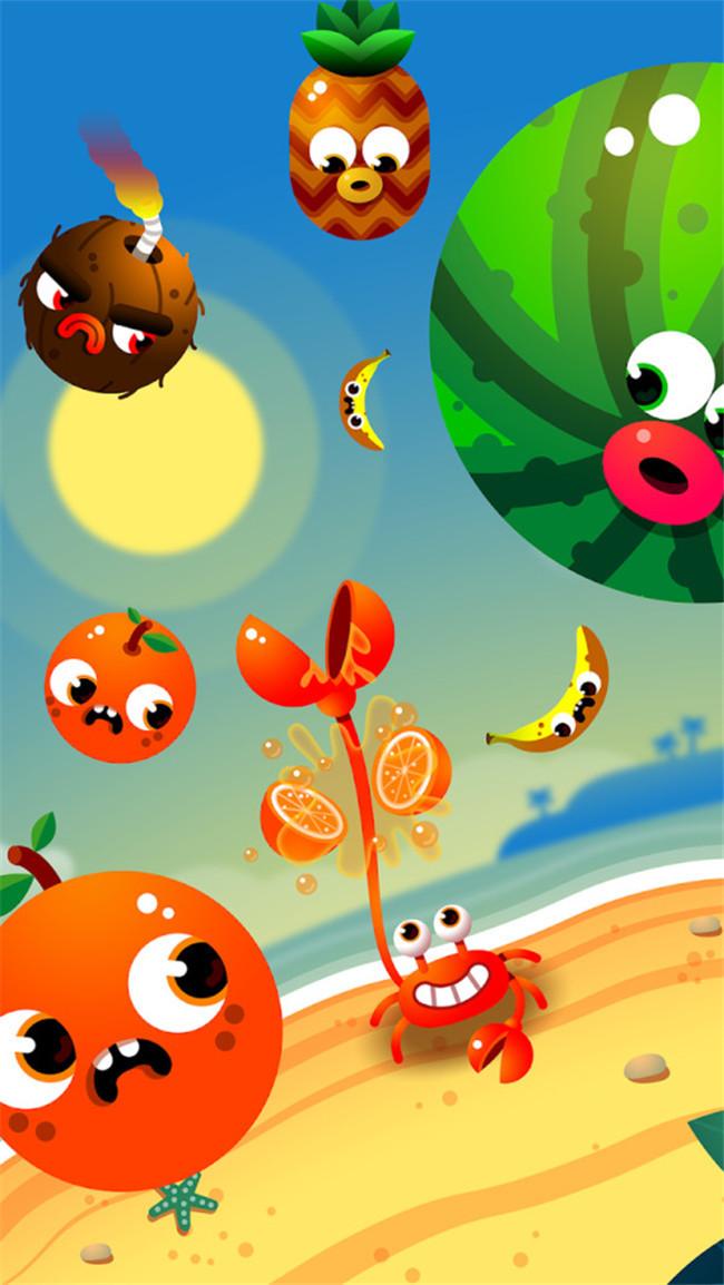 可爱螃蟹大冒险V1.1.5 安卓版