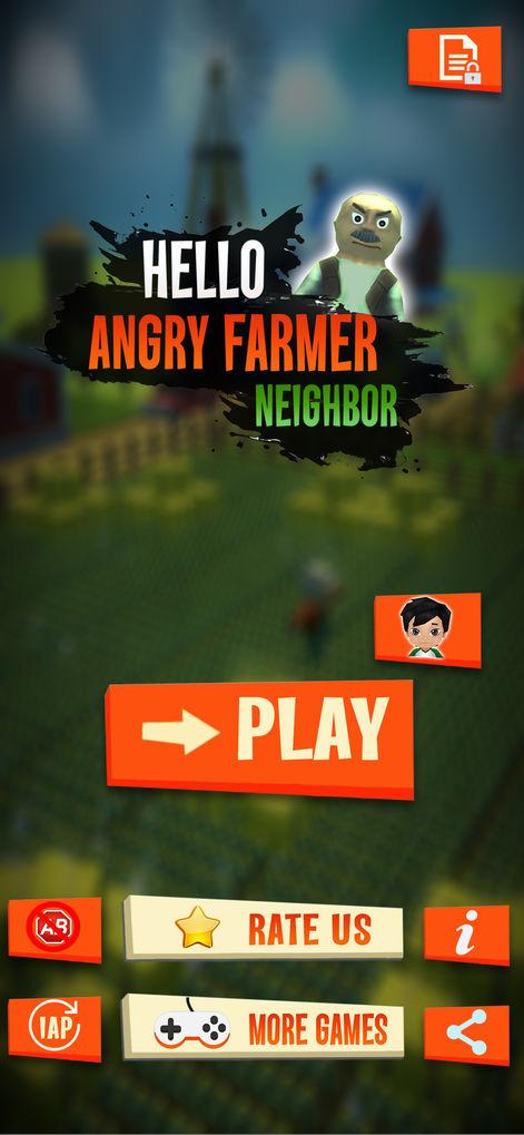 10分3D你 好愤怒的邻居迷宫V1.0 苹果版