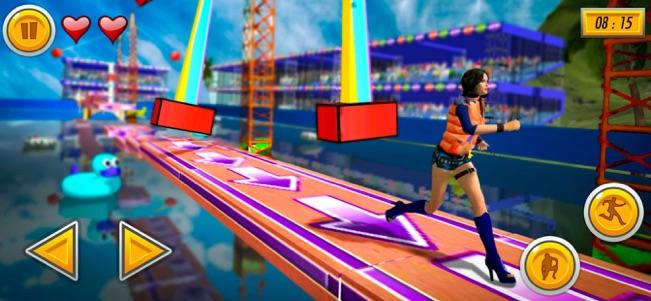 水特技演员3D比赛V1.0 苹果版