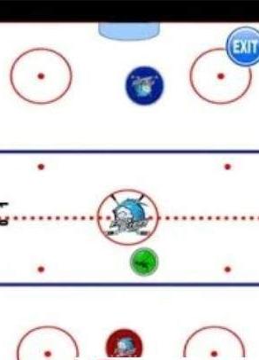 冰球狂怒V1.0.0 安卓版截图4
