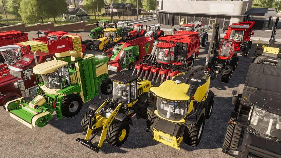 模拟农场19V1.1 手机版