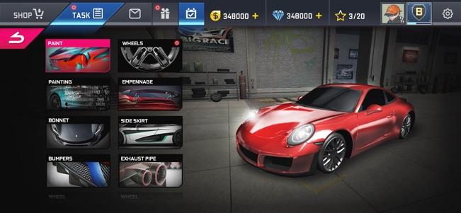街头赛车HDV1.0 苹果版