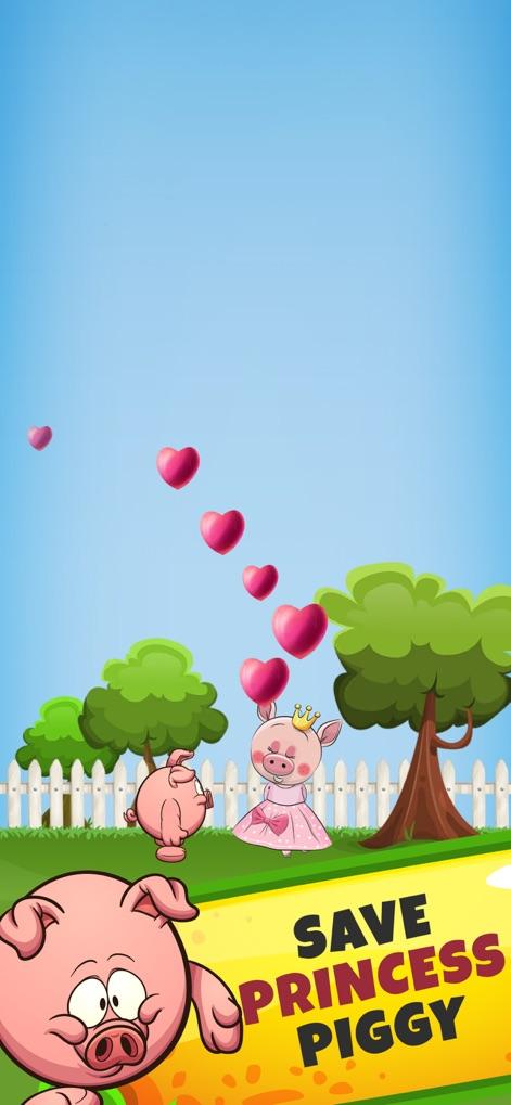 小猪迷宫赛跑者V1.0 苹果版