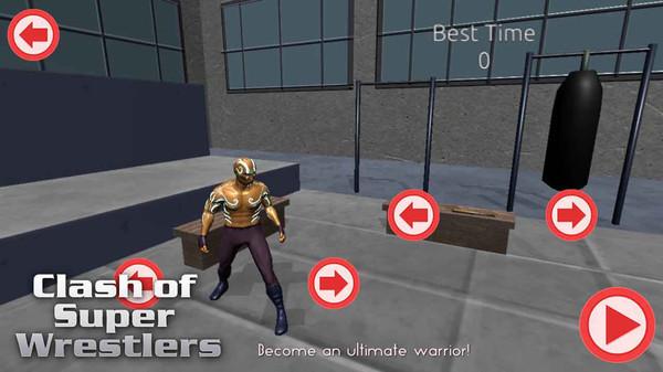 超级英雄格斗V3.0.0 安卓版