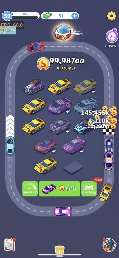 汽车赚赚赚V1.0.2 苹果版