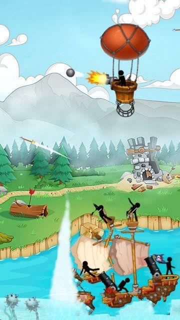 火柴人海盗战争V1.0.3 安卓版