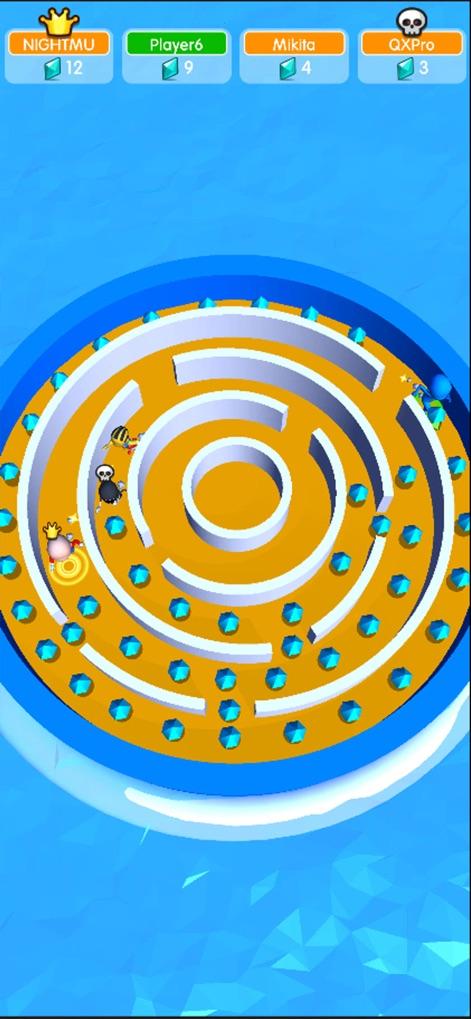 钻石竞赛3DV1.5 苹果版