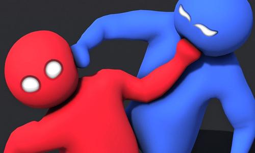 52z飞翔10分3D小编 为大家整理了【派对大作战·10分3D游戏 合集】,这是一款十分魔性有趣有派对娱乐气息的io摔跤竞技大乱斗10分3D游戏 ,该10分3D游戏 中玩家可以看到一个个像橡皮捏的小人,玩家就是其中一个,在局限的区域内,战斗,将其他对手打败,成为这片区域最后的生存者。感兴趣的伙伴们快来10分3D下载 试试吧!