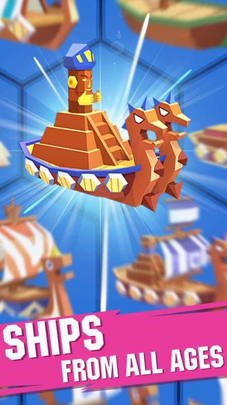合并船闲置大亨V1.2 苹果版