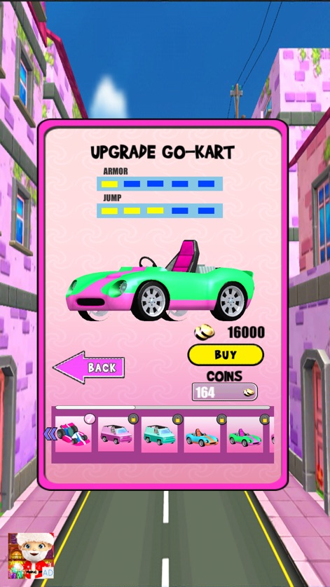 公主猫咪快跑V1.0 苹果版