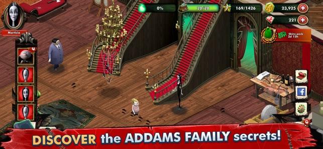 亚当斯一家神秘公寓V1.0 苹果版