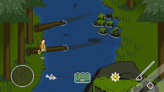 河流传奇飞钓冒险V1.6 安卓版