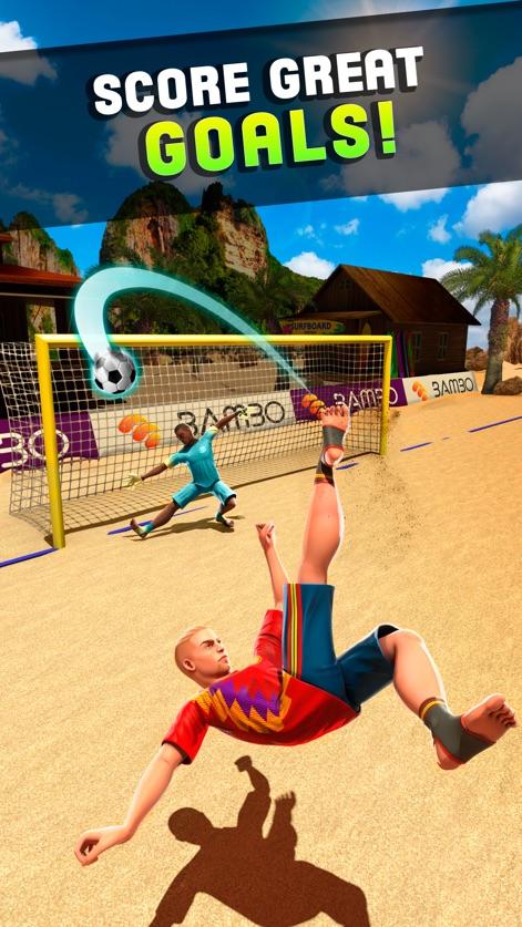 海滩足球V1.2.6 苹果版