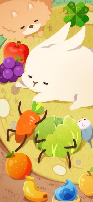乐活兔水果大作战V2.7 苹果版