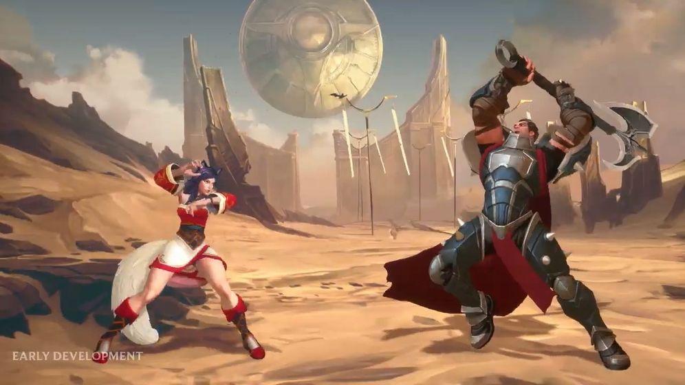 英雄联盟:格斗V1.0 苹果版