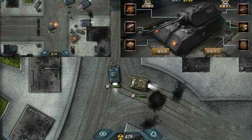 战争时刻坦克风暴V1.7.4 安卓版