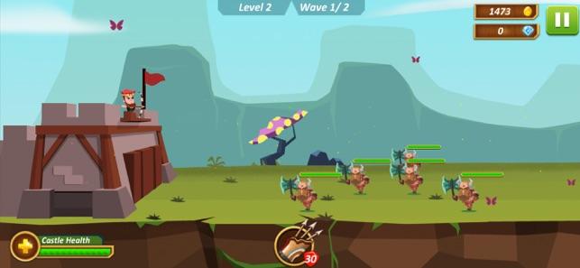 魔法战争城堡防御V1.0 苹果版