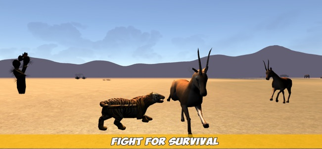 非洲动物模拟器V1.0 苹果版