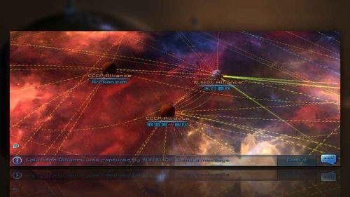 星盟舰队V1.0 苹果版