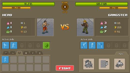 搏击俱乐部格斗V1.0 安卓版