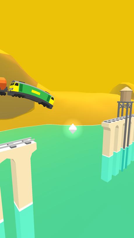 火车跳跃V1.0 苹果版