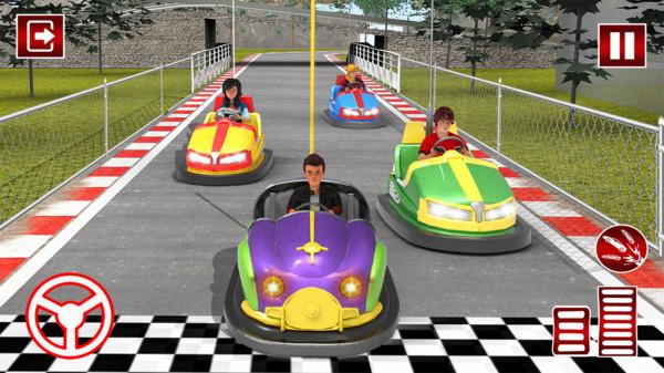 游乐场碰碰车驾驶模拟V1.0.1 安卓版