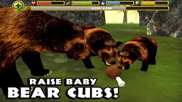 终极棕熊模拟器V1.2 安卓版