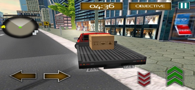 微型拖车任务V1.0 苹果版