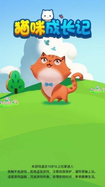 猫咪成长记V1.0 安卓版