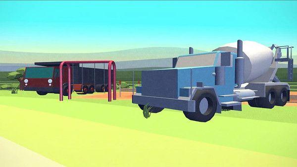 挖掘机施工队模拟V1.0 安卓版