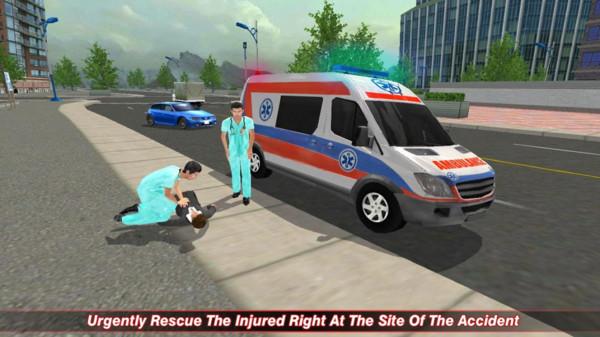救护车直升机V1.1 安卓版