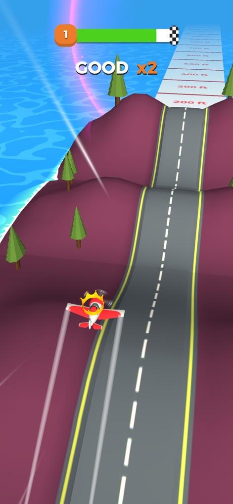 飞机爬坡道V1.0 苹果版