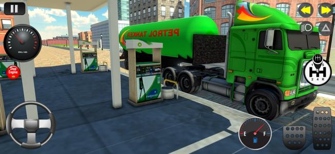 实战卡车城V1.0 苹果版