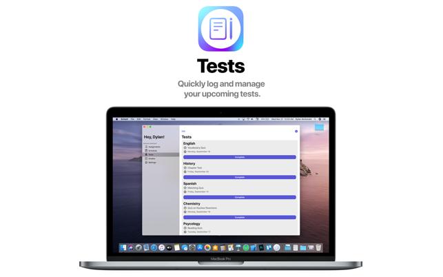 School AssistantV1.0.1 Mac版